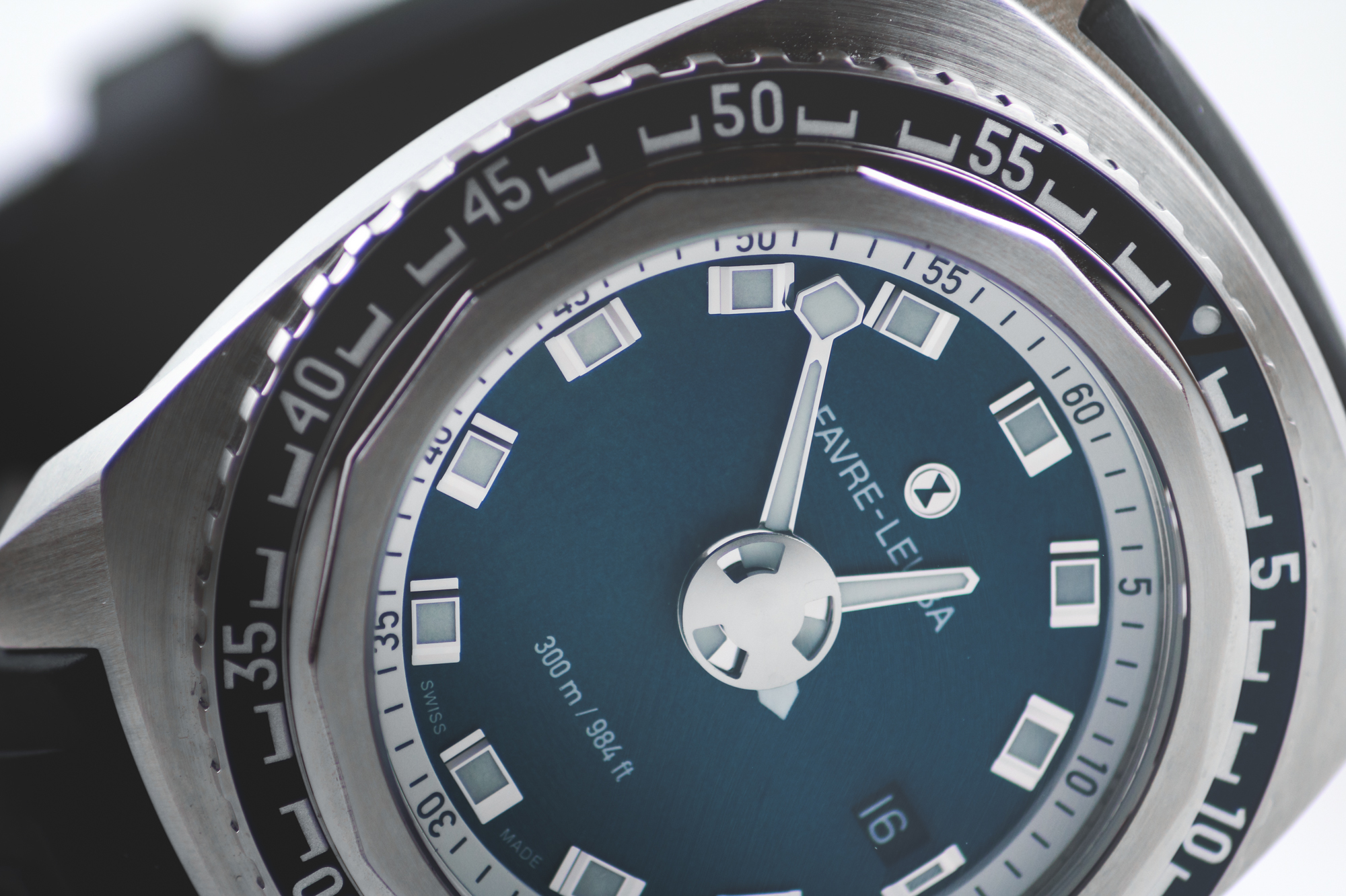 The Raider Deep Blue Watch